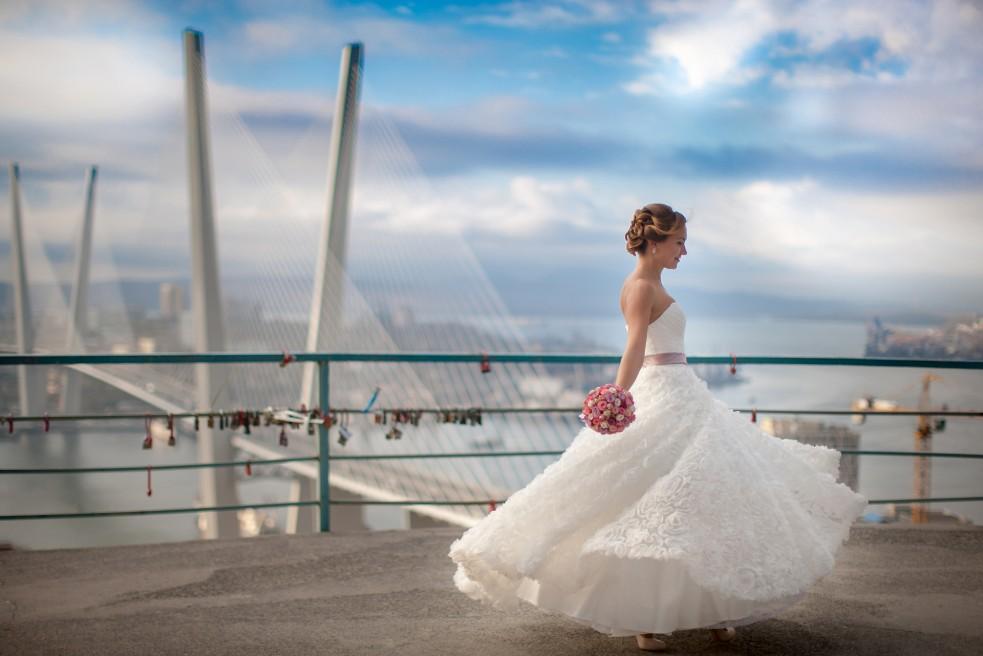 Свадебный фотограф. Владивосток.