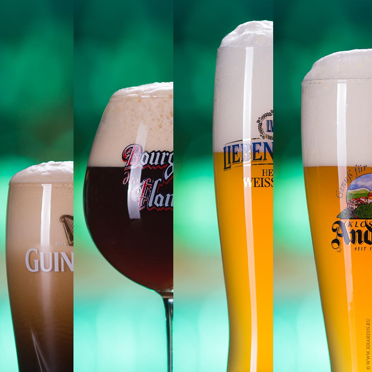 Фотография напитков и коктейлей | Пиво | Фуд-фотография во Владивостоке