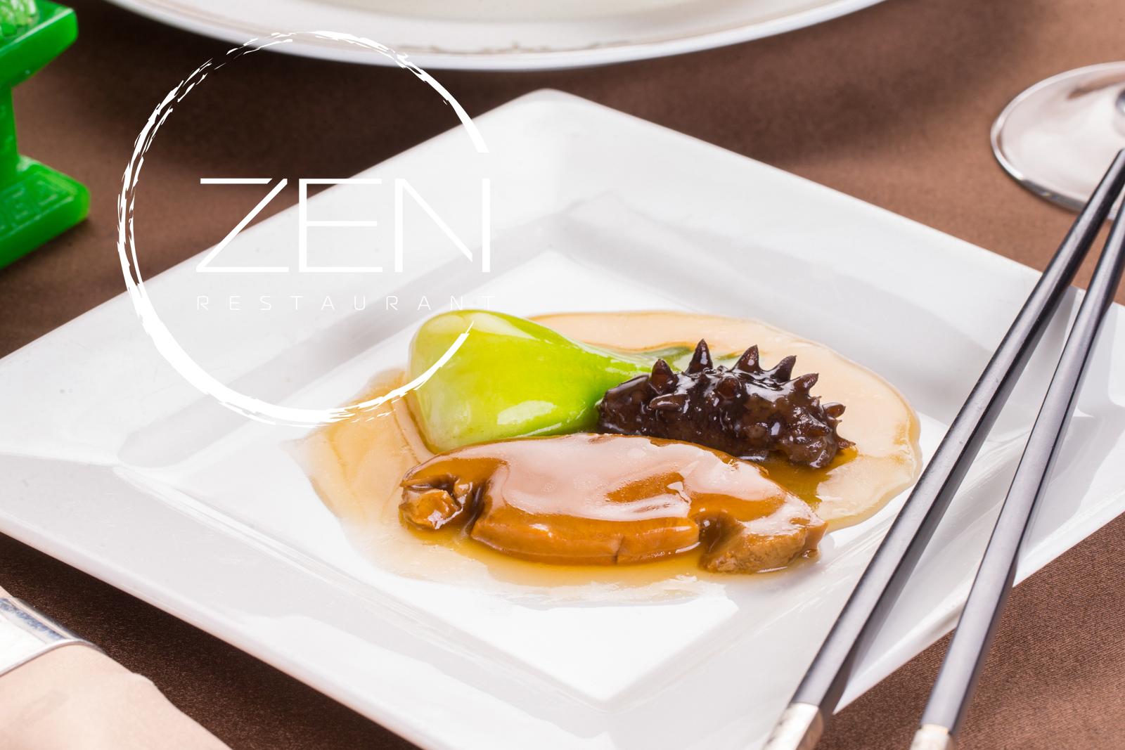 Фотосъемка для ресторана | ZEN