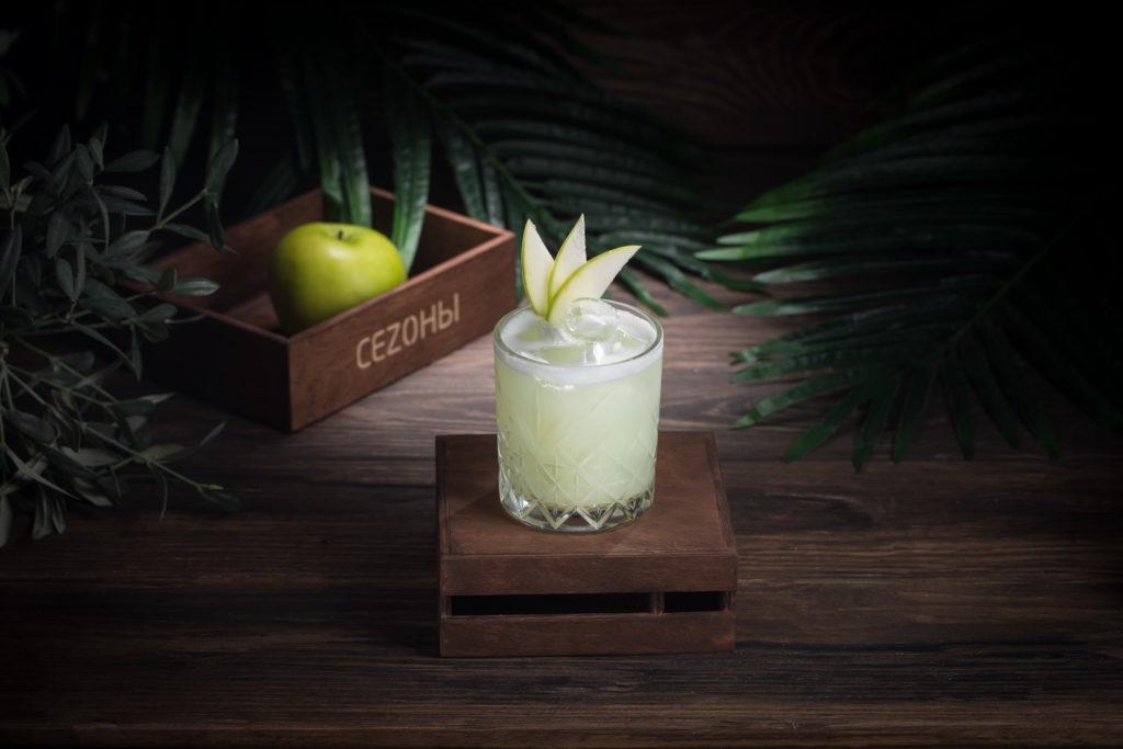 Фуд-фотосъемка коктейлей
