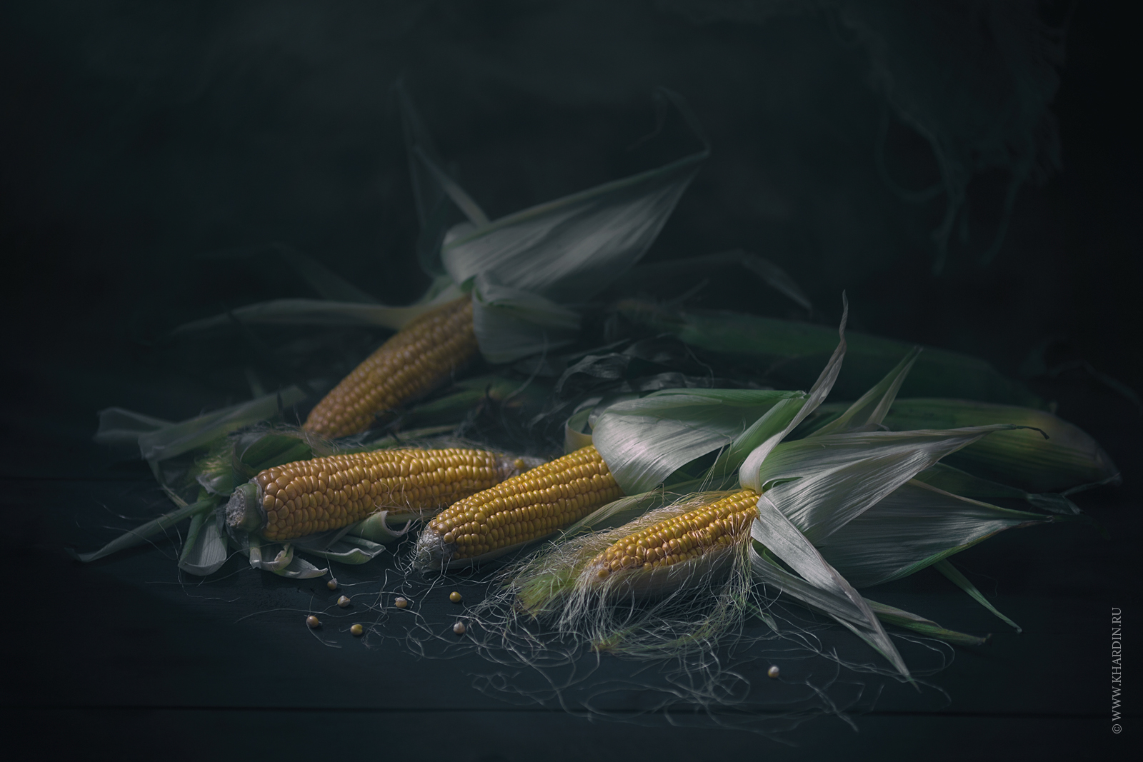 Rusctic food proj. | Corn