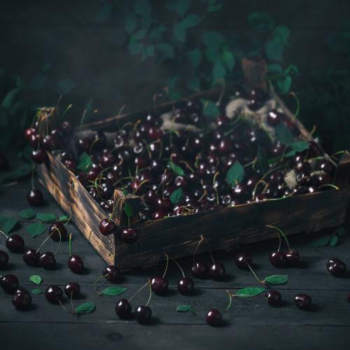 Rusctic food proj. | Cherry