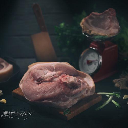 Rusctic food proj. | Pork