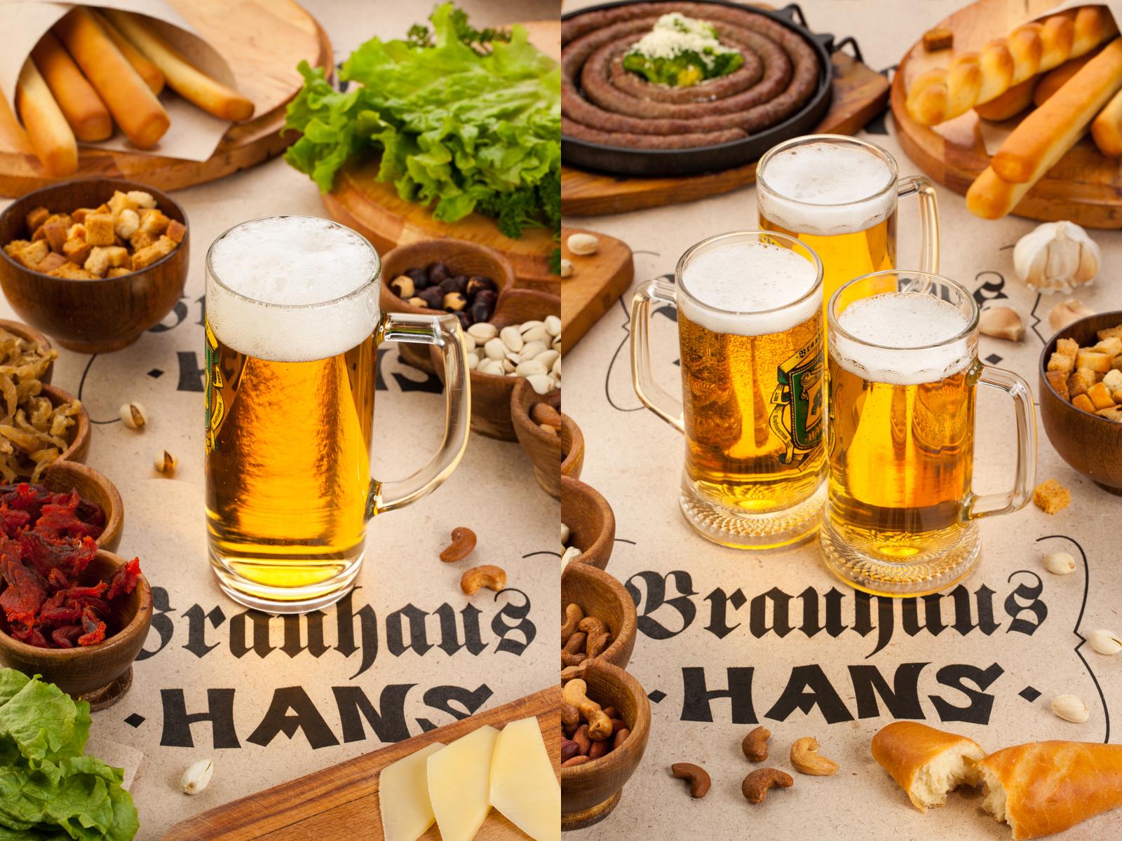 Фотосъемка меню для ресторана | Hans