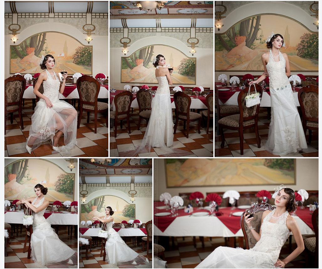 Пример свадебной фотосъемки в интерьере. Владивосток. Хардин Александр.