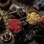 CURRANT | Смородина | Rustic food proj.