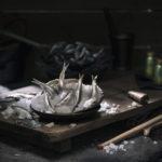 Rustic food proj. | Smelt | Морская малоротая корюшка | Hypomesus japonicus (Brevoort, 1856)