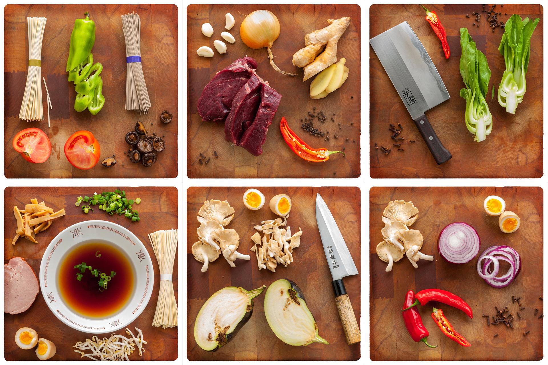 Фотосъемка меню для ресторана | IKI