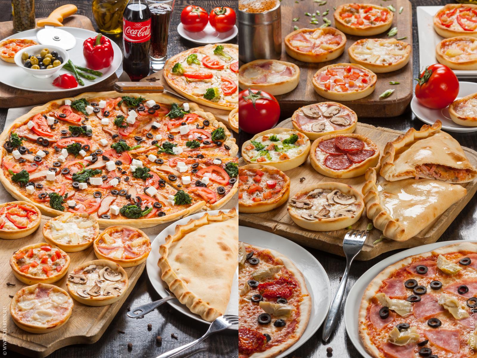 Фотосъемка пиццы